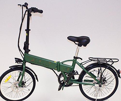 BICYCLETTE ÉLECTRIQUE PLIANTE