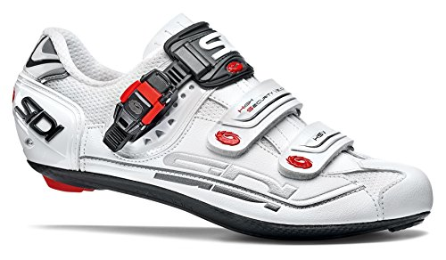 Sidi Genius 7 - Chaussures - blanc Taille 41 2017