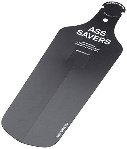 Ass Savers Wide - Garde-boue de vélo, noir, taille 37 cm