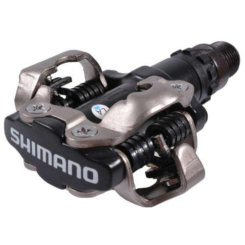 Shimano PDM520L - Pédales M-520 Spd, couleur noir