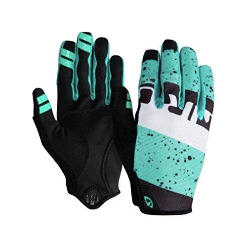 Btt Gants Giro Dnd Mountain Cycling Turquoise-Noir (L, Bleu)