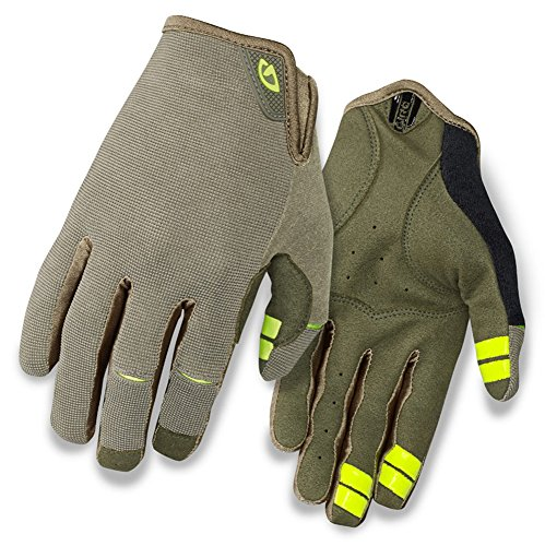 Btt Gloves Giro Dnd Mountain Cycling Milspec Jaune (L, Jaune)
