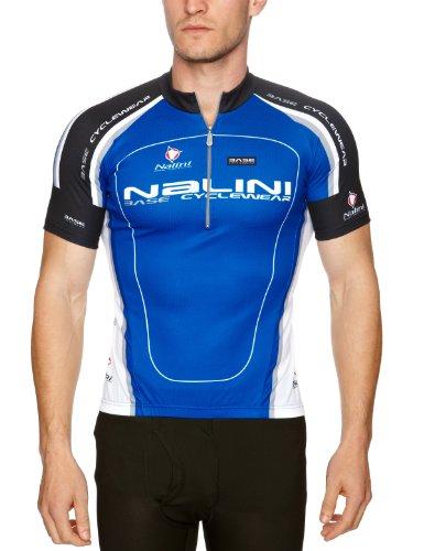 Nalini Argentite - Maillot de cyclisme homme bleu bleu Taille:petit