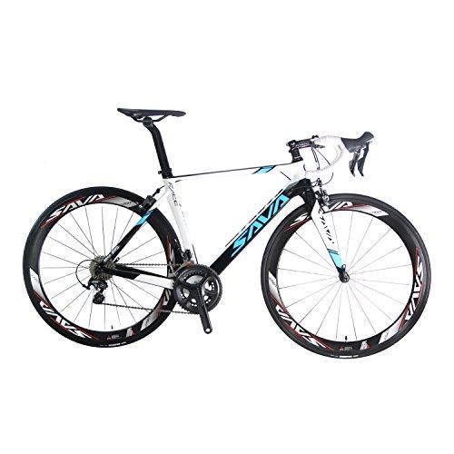 SAVA Gracieuse 1.0 700C Vélo de route en fibre de carbone SHIMANO.....