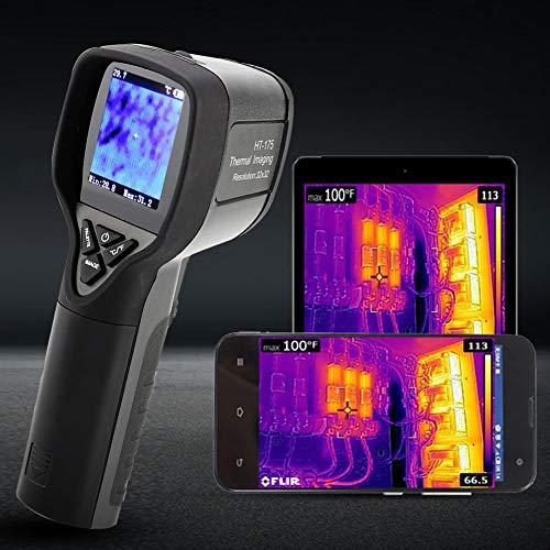Caméra thermographique infrarouge HT-175 IR -20~300° C,32 * 32 Résolution