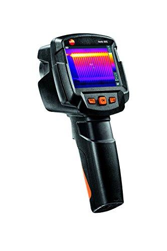 Caméra thermographique Testo 865 - Switching, Draufhalten, En savoir plus, 1,...