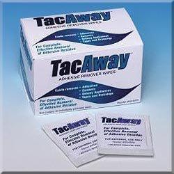 TORBOT TacAway Adhesive Remover Wipes (boîte de 50) par Torbot