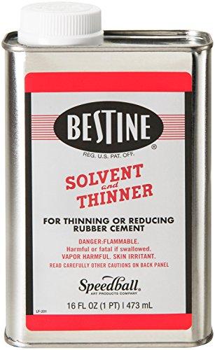 Solvant et diluant Bestine - 1 chopine