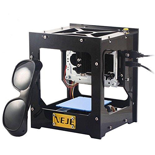 Machine à graver laser pour le bricolage 500mW-3 Machine à graver laser pour boîte ...