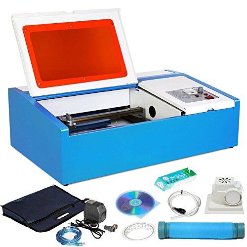 Machine de gravure laser CO2 Autovictoria 40W Découpeuse laser ...