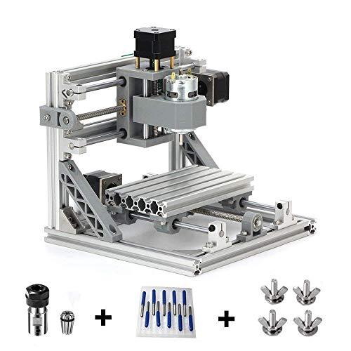 TopDirect Machine à graver CNC pour routeur avec 5mm ER11 et moteur d'extension ...