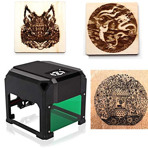 Machine de gravure laser portable 3000Mw Mini machine de gravure laser ...