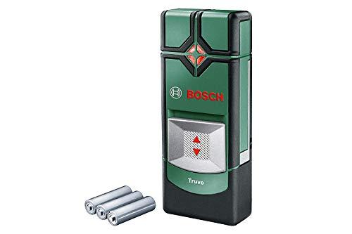 Bosch Truvo - Détecteur numérique (3 piles AAA, profondeur de détection...