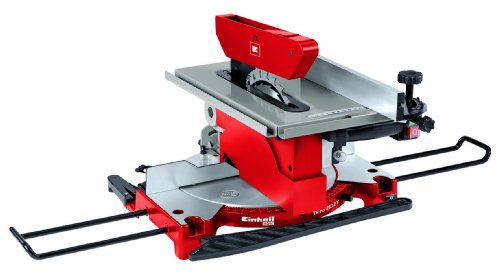 Einhell - TH-MS 2112 T - Double coupe d'onglet, 1200 W, 230 V, 24...