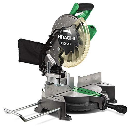 Hitachi C10FCE2 scie à onglets 1520 W 5000 RPM - Coupe d'onglets (AC,...