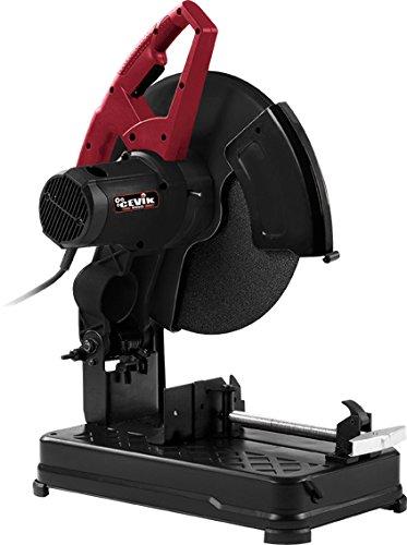 Cevik 20-140B Machine à couper les métaux, Noir