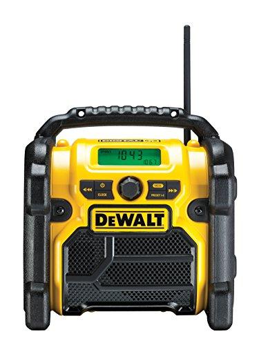 Dewalt DCR020-QW Radio DAB, Batterie/Câble, DCR020