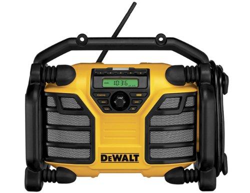 Dewalt DCR016-QW Station de travail Radio DCR016, batterie/câble, sans fonction...