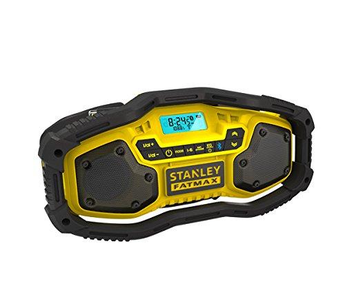 STANLEY FMC770B-QW - Radio Bluetooth. Possibilité d'utiliser avec...