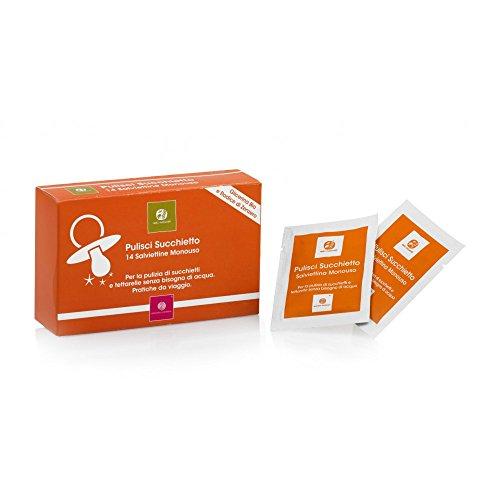 Quaranta Settimane QS0240006 - lingettes nettoyantes pour sucettes