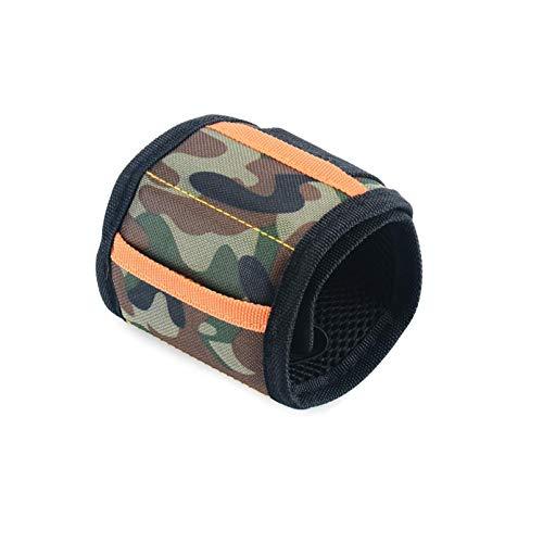 Bracelet magnétique respirant avec un design confortable pour le rangement...