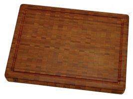ZWILLING 30772400 - Planche à découper en bambou, 31 x 42 x 4 cm