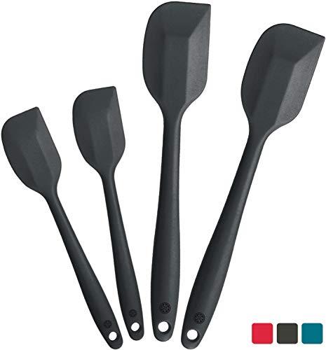 Set de 4 spatules en silicone StarPack avec revêtement hygiénique...