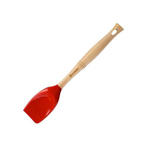 Cuillère à spatule LE CREUSET avec tête amovible en silicone,...