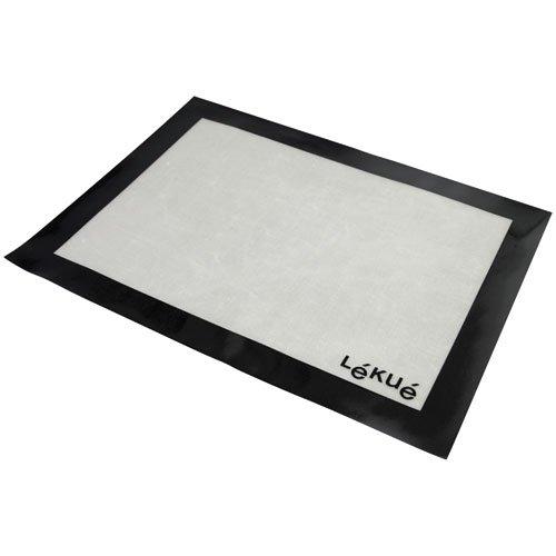 Lékué Gourmet - Economiseur de plateau professionnel, 40 x 30 cm, Couleur Blanc et...