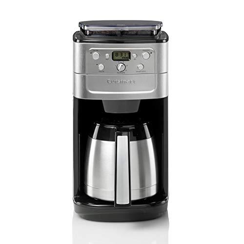 Cafetière Cuisinart DGB900BCU avec moulin à café intégré, 1000 W,...