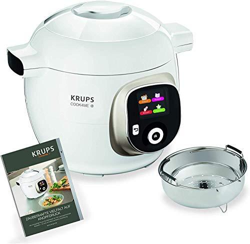 Krups cz7101 Multi-cuisinière électrique4me Plus, 4 L, 1200 W, couleur...
