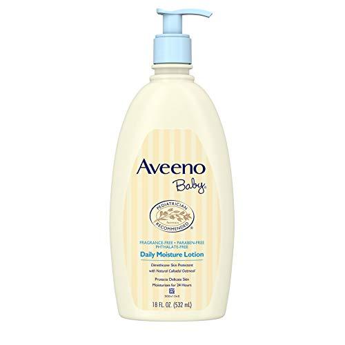 Aveeno - Lotion hydratante quotidienne pour bébés (532 ml)
