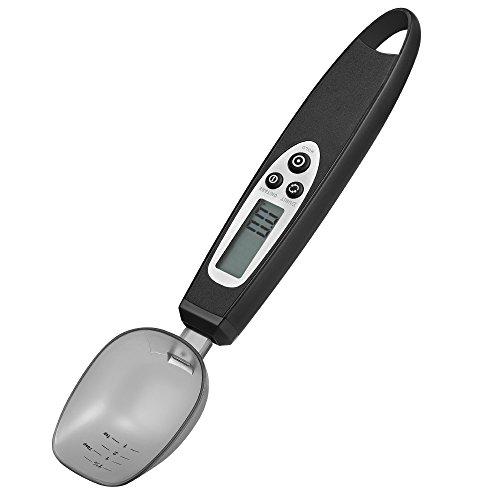 Balance de cuisine Jerrybox, cuillère numérique, compteur électronique avec...
