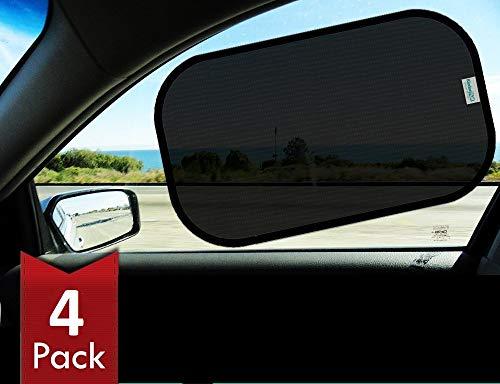 Pare-soleil pour voiture (4px) -80 GSM avec film 15s (le plus haut possible) pour...