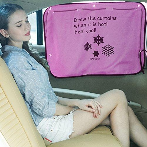 Premium shape car - Voiture de bébé Sun Shapes avec protection UV...