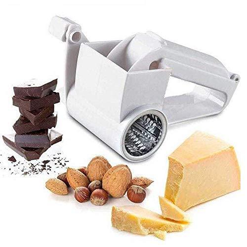 Râpe à fromage rotative Broyeur de noix Broyeur manuel Trancheur de légumes ...