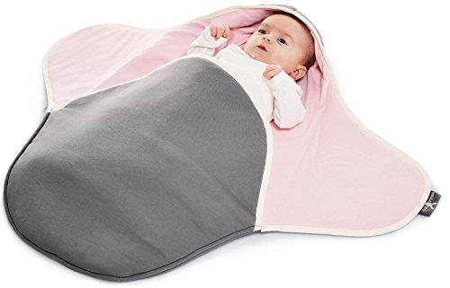 Couverture Wallaboo Baby Cocoon, housse de siège auto pour...