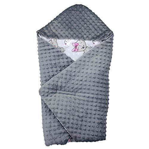 Couverture d'emballage pour siège auto de bébé TupTam, ourson...