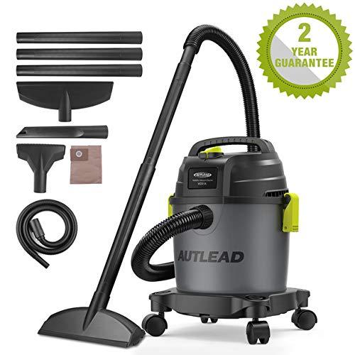 Aspirateur eau et poussière, AUTLEAD 1000W 10L Aspirateur ménager,...