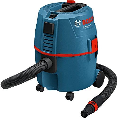 Bosch Professional GAS 20 L SFC - Aspirateur eau et poussière (1200 W, capacité...