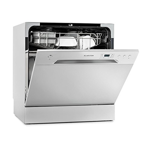 KLARSTEIN Amazonia 8 Lave-vaisselle - Design compact, classe énergétique A+,...