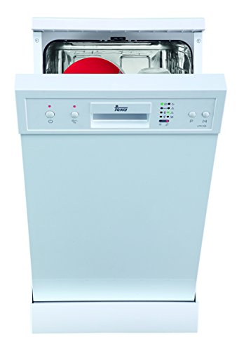 Teck LP8 400 Freestanding 9cubes A+ dishwasher .