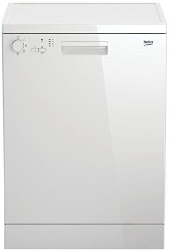 Beko DFC04210W - Lave-vaisselle Dfc04210W avec 4 programmes