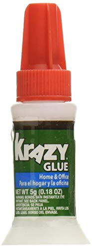 Krazy Glue kg94548r pinceau instantané Crazy Glue Home & Office