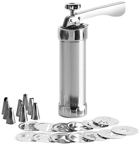 IBILI CHURRERA-PASTA MACHINE, Aluminium, Centimètres