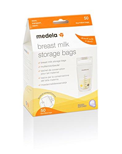 Medela 80411 - Sacs de conservation pour conserver et congeler le lait...
