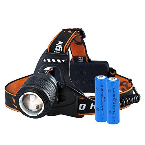 Lampe de poche rechargeable VicTsing à LED haute puissance 3000 Lumens, 4...