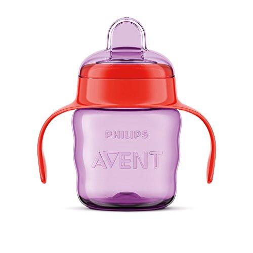 Philips Avent SCF551/03 - Embout buccal en silicone pour les filles,...