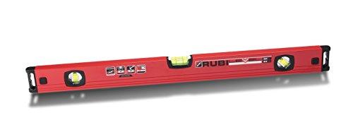 Niveau Rubis 76920, Rouge, 40 cm