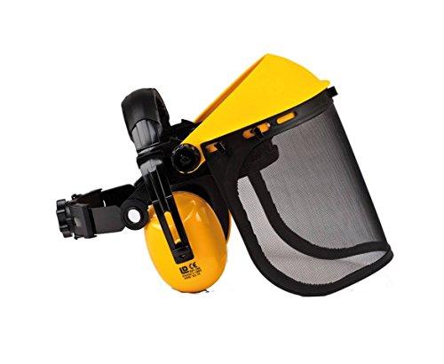 Oregon - Écran facial de protection avec viseur et casque